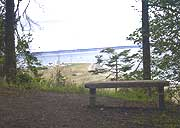 first bench